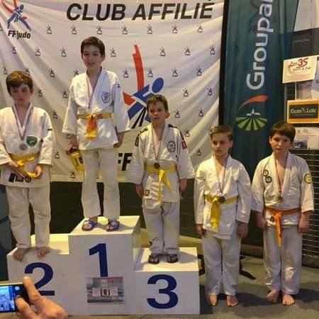 Tournoi du Dojo du Combray